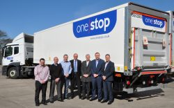 One Stop receive top award