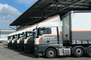 Barnack transport